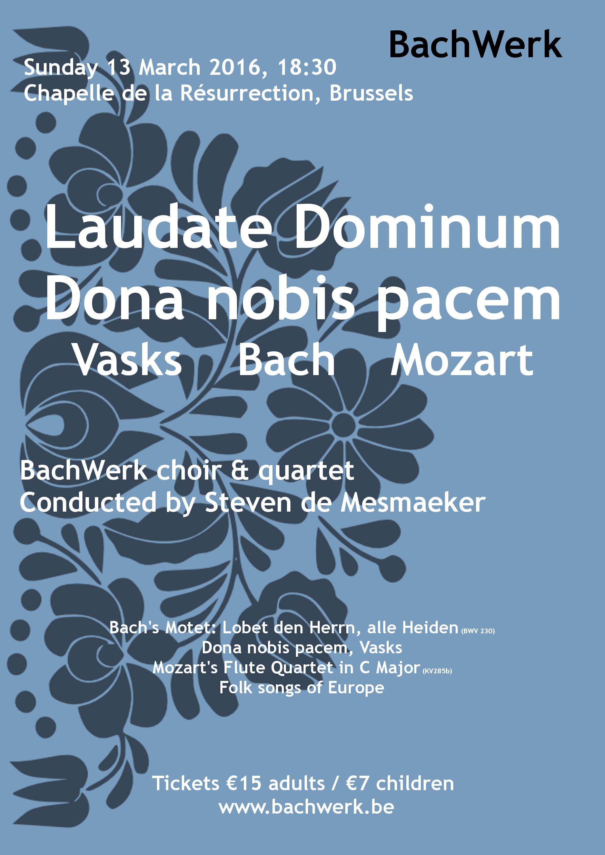 Bach Motet