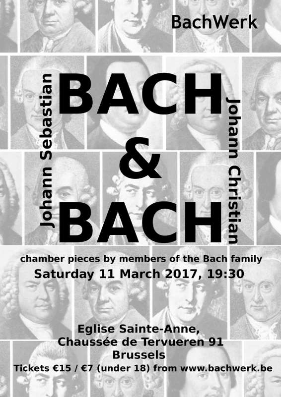 Bach, Bach and BachWerk