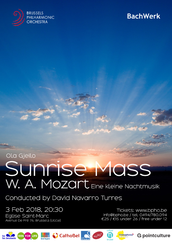 Sunrise Mass & Mozart