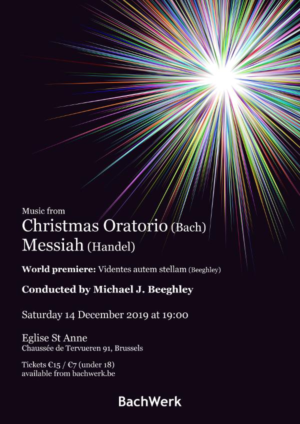 Christmas concert 14 Dec