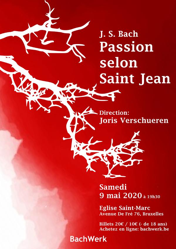 Passion selon saint Jean de J. S. Bach