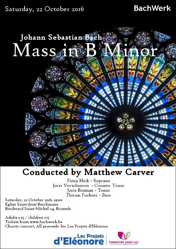 Hohe Messe van Bach