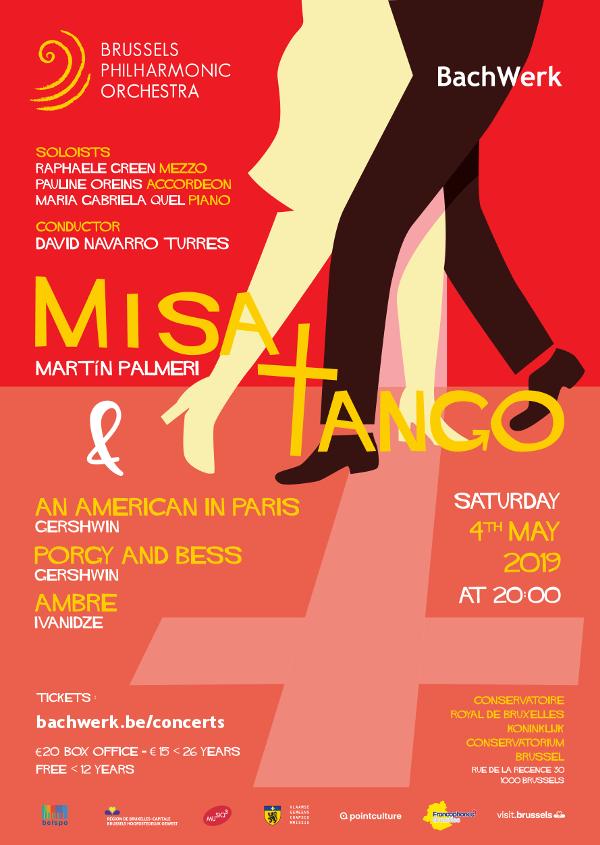 Misa Tango 4 May 2019